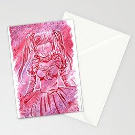 + Mahou Shoujo + Stationery Cards