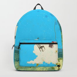 DREAMING IN FOOTHILLS Backpack