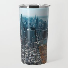 New York City Central Park Travel Mug