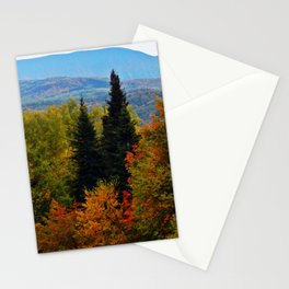 Mont Albert From Afar Stationery Cards