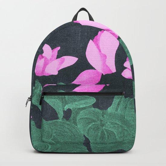 Cyclamen Backpack