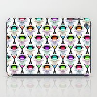 rap iPad Cases featuring Rap Music by Amy Staton