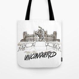 Unconquered - FSU Print Tote Bag