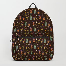 Tropical Drinks Backpack
