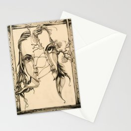 Bipolar by Kate Morgan Stationery Cards