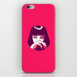 Don't Overdose iPhone Skin