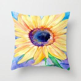 Zonnebloem Throw Pillow