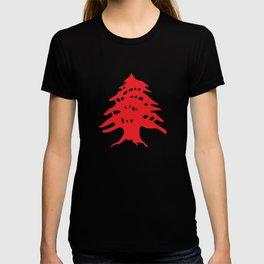 Lebanon Flag Beirut Support Lebanese T-shirt