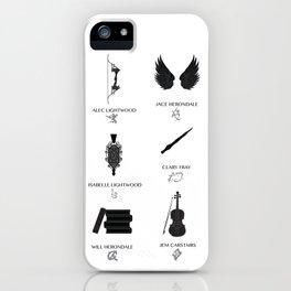 Nephilim iPhone Case