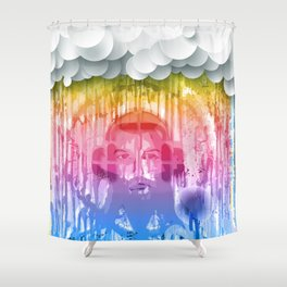 Oh, Jesus! Bless You! Shower Curtain