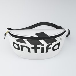 Antifa AntiNAzi Love Adida Imitation Fanny Pack