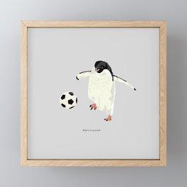 Believe in Yourself Framed Mini Art Print