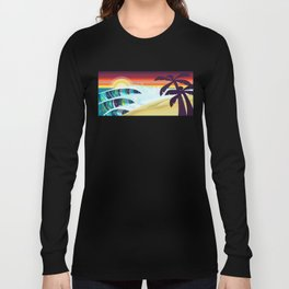 TACO CITY Long Sleeve T-shirt
