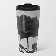 -Vibrant Darkness Metal Travel Mug