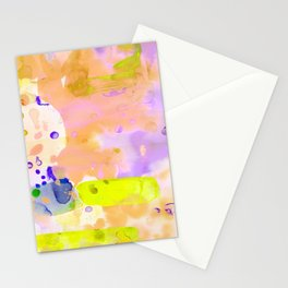 Flamingo Neon Stationery Cards