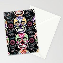 Happy calaveras Stationery Cards