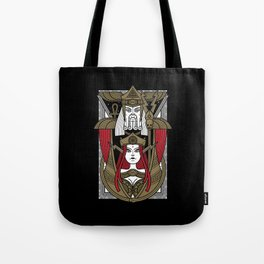 Omnia Rex Tote Bag