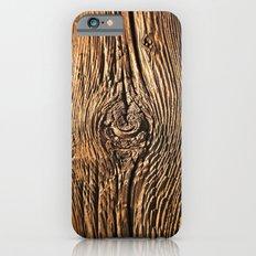 Woodgrain iPhone 6s Slim Case