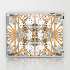 Marble Deco Shade One; Laptop & iPad Skin