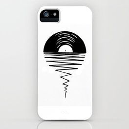 Record Sunsets iPhone Case