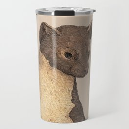 The Marten and Foxglove Travel Mug