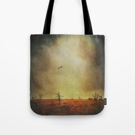 stormland hunter Tote Bag