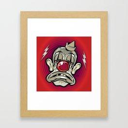 GOOFBALL 1 Framed Art Print