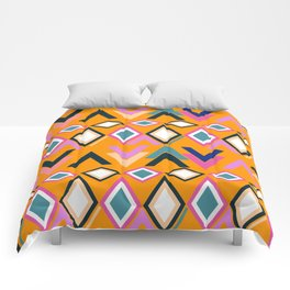 Lively shapes Comforters