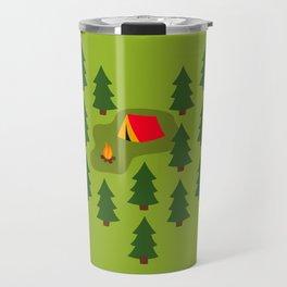 Camping Love Travel Mug