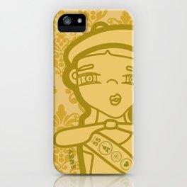 SUZY iPhone Case