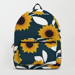 Cute sunflower pattern Backpack