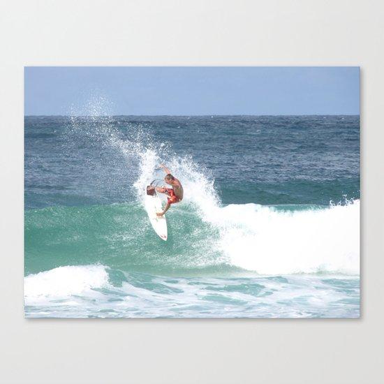 Surf! Canvas Print