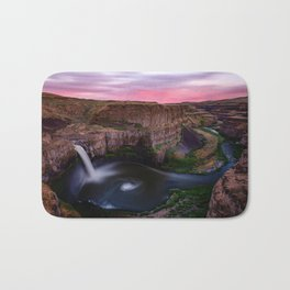 Palouse Falls Bath Mat