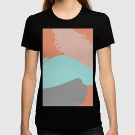 Brush strokes composition #5 T-shirt