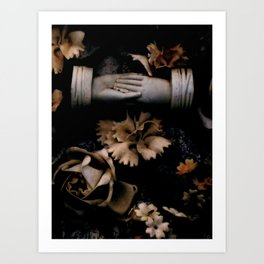 Dark Slumber Art Print