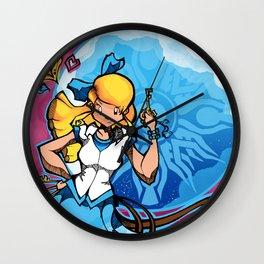 Lucy Hearfilia Wall Clock