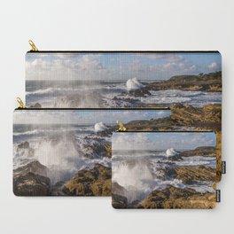 Point Lobos // California Carry-All Pouch