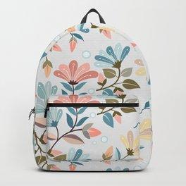 Colorful foliage #1 Backpack