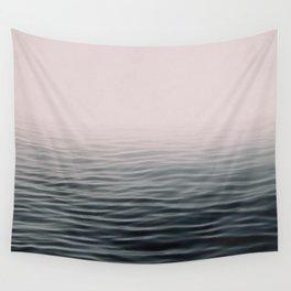 Misty sea Wall Tapestry