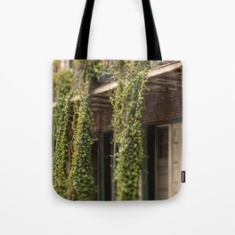 Down in the Quarter Tote Bag