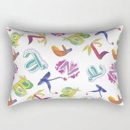 Back to school Rectangular Pillow