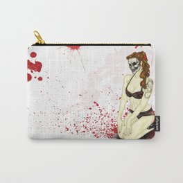 Pin-Up Ghoul Carry-All Pouch