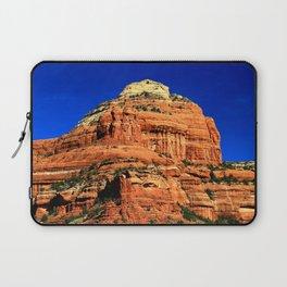 Majesty Against Blue Sky Laptop Sleeve