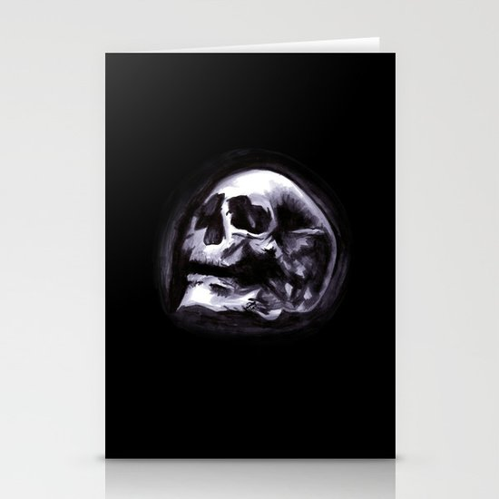 Bones VII Stationery Cards