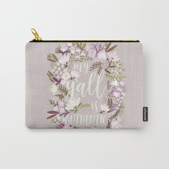 My Y'all is Authentic – Spring Palette Carry-All Pouch