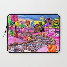 Pink Candyland Laptop Sleeve