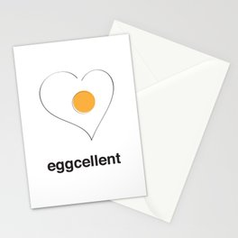Eggcellent Stationery Cards