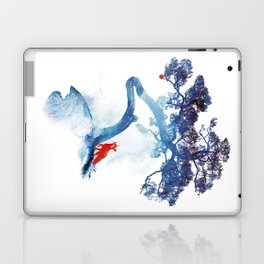 The last apple tree Laptop & iPad Skin