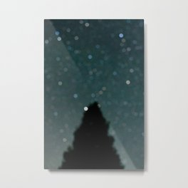 I have flown up oh so high Metal Print
