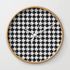 Houndstoof Wall Clock